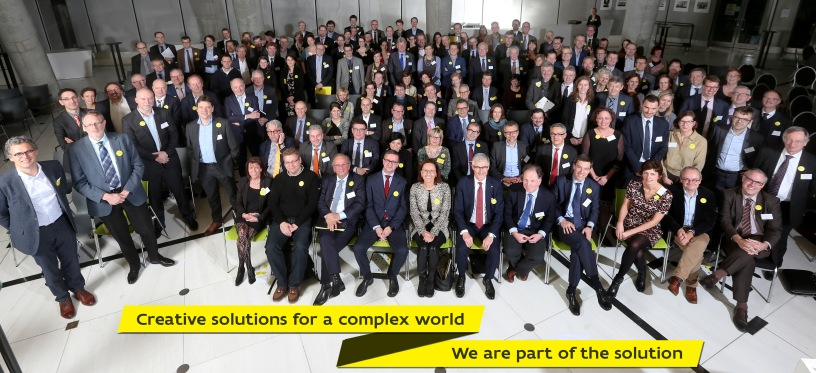 20160125 Brussels Belgium: Flanders International Economic Summit 2016 organised by FIT
